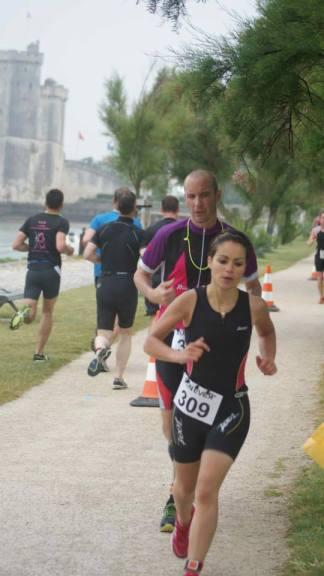 sophie triathlon la rochelle