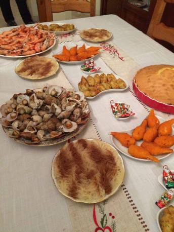 nourriture portuguaise