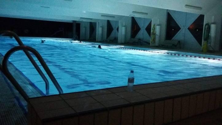 seance natation 7h du matin