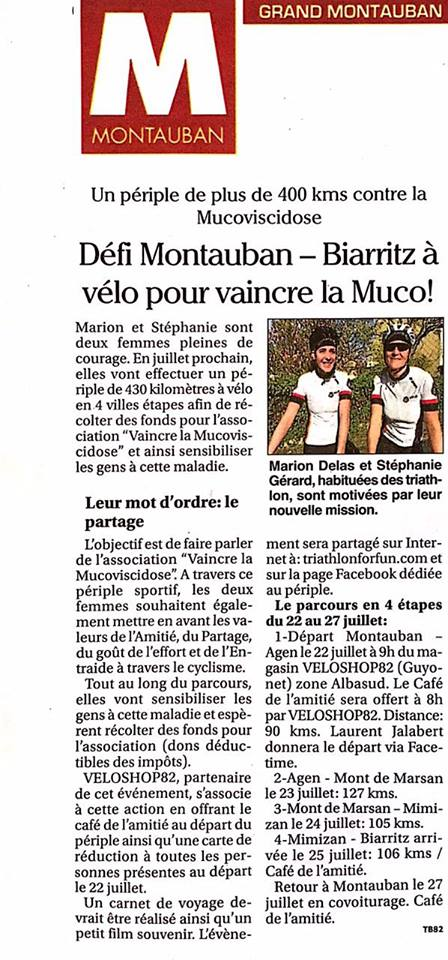 article defi montb biarritz